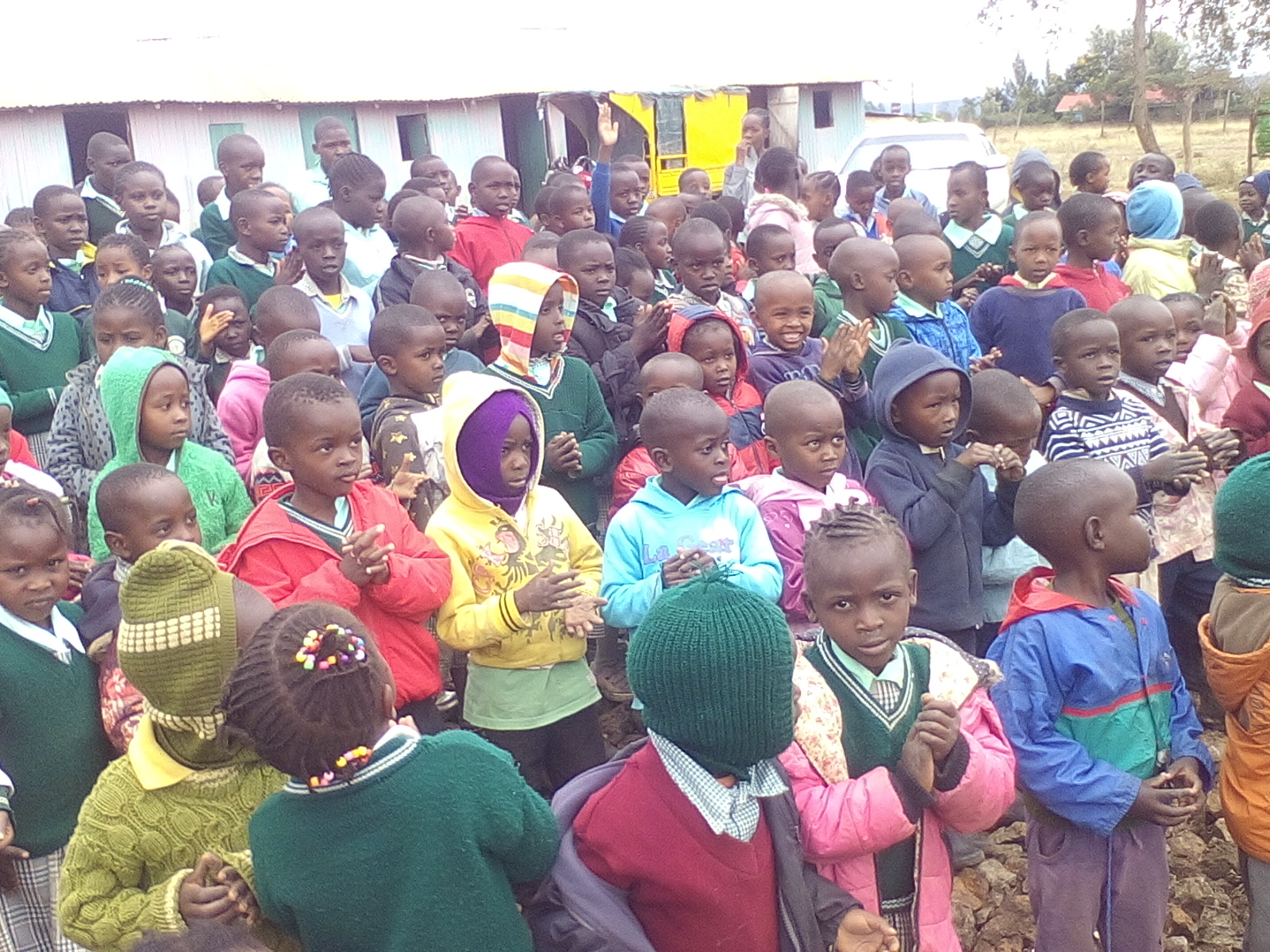 Tumaini Children